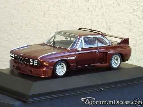 BMW 3,5 UMBAU MIT ECHTEN ALUFELGEN