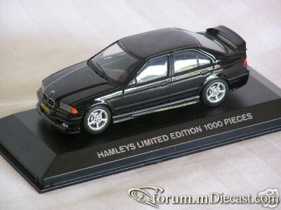 BMW 318is Hamleys Ltd Ed 1990 MINICHAMPS
