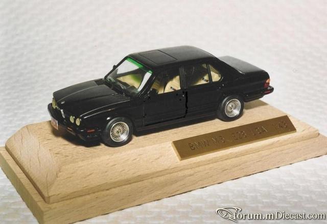 BMW M 5 E 28 USA-Version