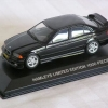 BMW 318is Hamleys Ltd Ed 1990 MINICHAMPS