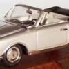 BMW 3200 Bertone Cabriolet TIN WIZARD