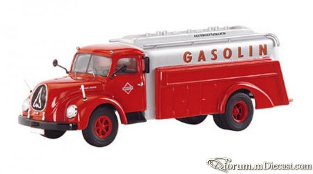 Magirus S 6500 Gasolin Schuco