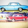 Mercedes-Benz W112/3 Coupe 300 SE Dinky Toys