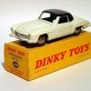 Mercedes-Benz W121 190 SL Dinky Toys
