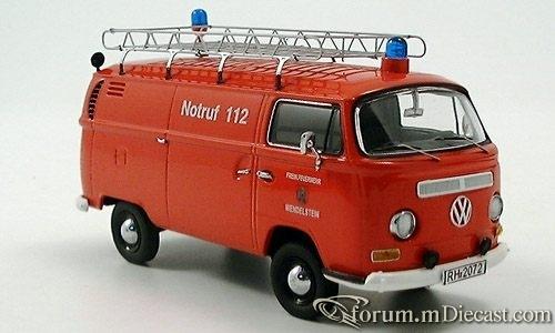 VW T2a, Feuerwehr Wendelstein Schuco