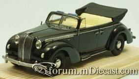 Opel Admiral Cabriolet 1938 Пивторак