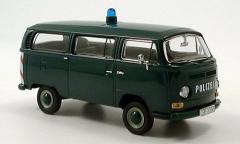 VW Bus T2a, Polizei Schuco