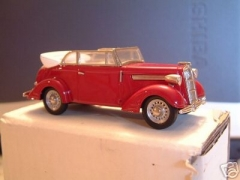 Opel Super 6 Cabriolet 1938  Tin Wizard