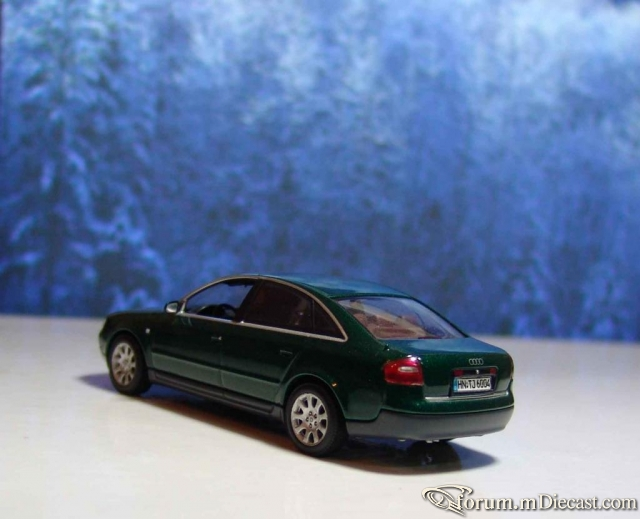 Audi A6(C5)Minichamps