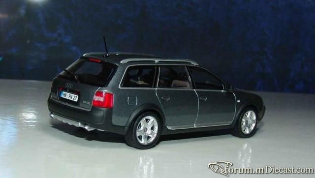 Audi Allroad Minichamps