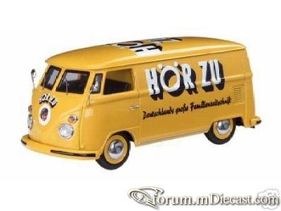 VW Kasten T1 Hör Zu Schuco