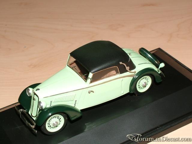 DKW Front Luxus Cabrio