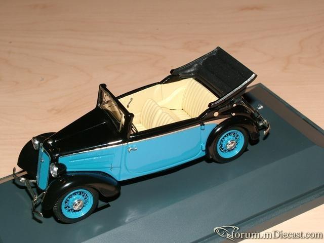 DKW F8 Cabrio