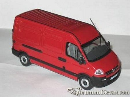 Opel Movano A2