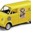 DKW Schnellaster mit Postplakat Schuco