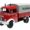 Mercedes-Benz L319 Pritschenwagen Feuerwehr Premium Cls
