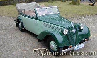 1938 Adler 2EV