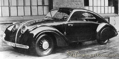 1937 Adler 2.5 litre Gläser-bodied Sport Limousine