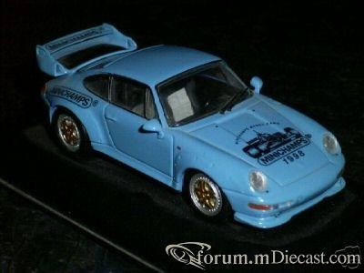 Porsche 911 GT Minichamps 1998