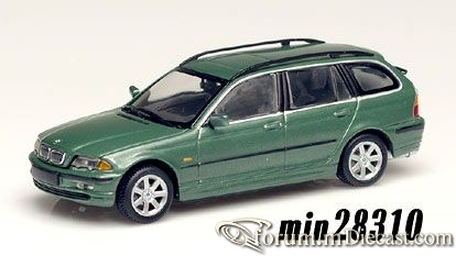 BMW E46 Touring 1998 Minichamps.jpg