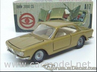 BMW 2000CS 1965 Mebetoys.jpg