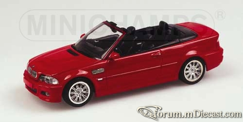 BMW E46 M3 Cabrio 2001 Minichamps.jpg