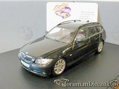 BMW E91 3-series 2005 Kyosho.jpg
