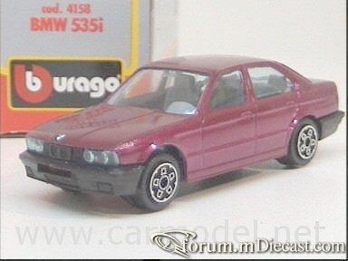 BMW E34 535i Bburago.jpg