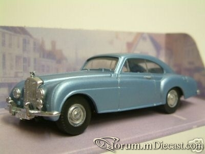 Bentley Continental R 1955 Dinky
