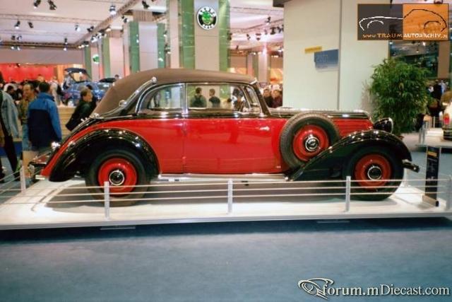 1937 Adler Diplomat Cabriolet 2.Serie