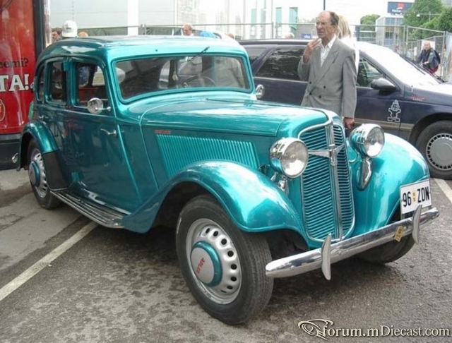 1938 AdlerTrumpf Junior