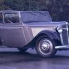 1936 ADLER-TRUMPH JR