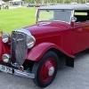 1934 Adler Trumpf AV Cabriolet