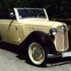 1937 Adler Trumph Junior Cabrio