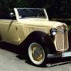 1937 Adler Trumph Junior Cabrio