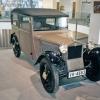 1932 DKW F1 Front Cabrio-Limousine