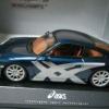 Porsche 911 GT3 Asics
