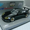Porsche 996 GT3RS Black Minichamps T2M Motorsport