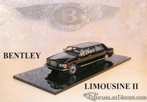 Bentley Brooklands Limousine VF