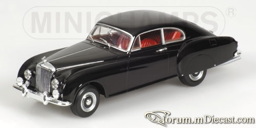 Bentley Continental R 1955 Minichamps