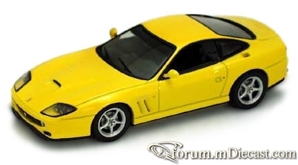 Ferrari 550 Maranello 1996 Minichamps.jpg