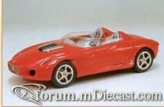 Ferrari Rossa Pininfarina Salon de Turin 2000 ABC Brianza.jp