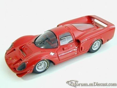 Ferrari 365P2 Drogo P2-3 1967 Technomodel.jpg