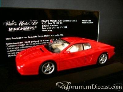 Ferrari 512TR 1984 Minichamps.jpg