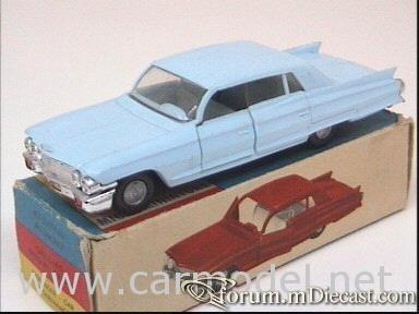 Cadillac 62 1961 4d Politoys.jpg