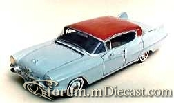 Cadillac Sedan De Ville 1957 RD-Marmande.jpg