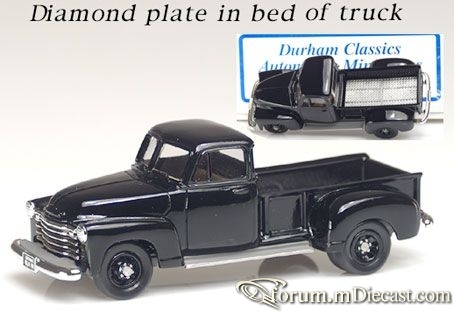 Chevrolet 3100 1954 Dually Durham Classics.jpg