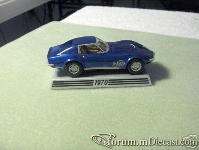 Chevrolet Corvette 1970 Coupe Danbury Mint.jpg