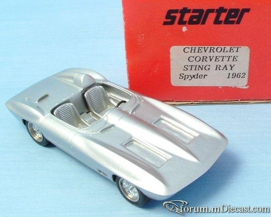 Chevrolet Corvette 1962 Stingray Cabrio Starter.jpg