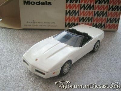 Chevrolet Corvette 1984 Cabrio Western.jpg